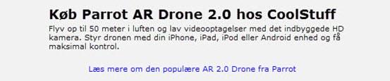 AR 2.0 drone